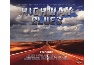 VARIOUS - Highway Blues - (CD)