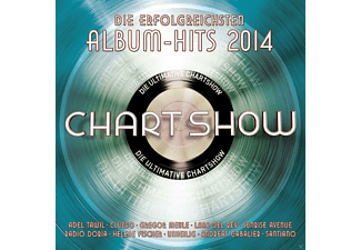 VARIOUS - Die Ultimative Chartshow-Album-Hits 2014 - (CD)