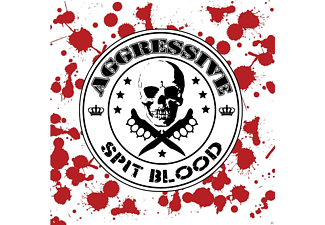 Aggressive - Spit Blood [CD]