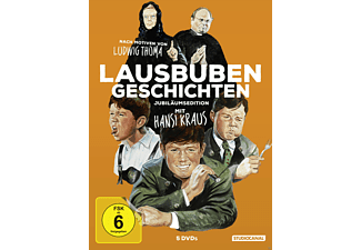 Lausbubengeschichten - Digital Remastered (Jubiläumsedition) - (DVD)