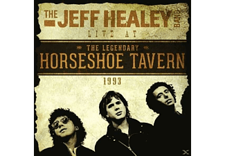 Jeff Healey Band - Live At The Horseshoe Tavern 1993 [CD]