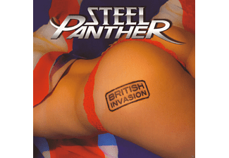 Steel Panther - British Invasion [DVD]