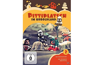 Pittiplatsch im Koboldland, Vol. 2 [DVD]
