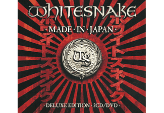 Whitesnake - Made In Japan (Deluxe Edition) - (DVD + CD)
