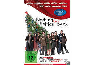 Nothing Like the Holidays [DVD]
