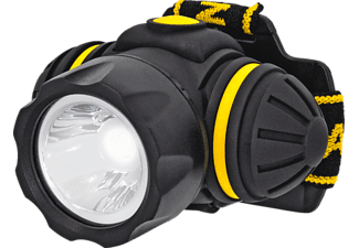 NATIONAL GEOGRAPHIC LED Stirnlampe   , Schwarz/Gelb