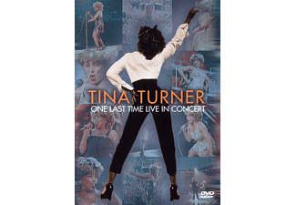 Tina Turner - One Last Time Live In Concert - (DVD)