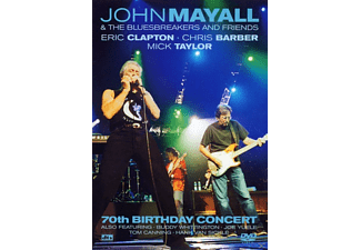 John Mayall, The Bluesbreakers - John Mayall & the Bluesbreakers and Friends - 70th Birthday Concert - (DVD)