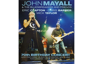 John Mayall, The Bluesbreakers - 70th Birthday Concert [Blu-ray]