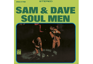 Sam & Dave - Soul Men - (CD)