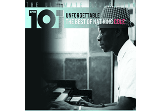 Nat King Cole - Unforgettable - The Best Of Nat King Cole - (CD)