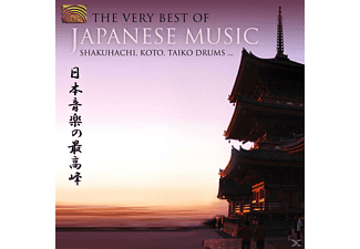 VARIOUS - The Very Best Of Japanese Music [CD]