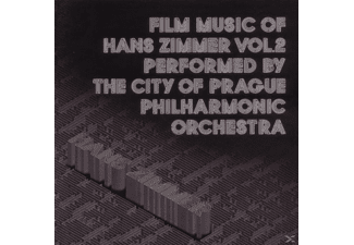 VARIOUS, Ost-original Soundtrack - Film Music Of Hans Zimmer Vol.2 - (CD)