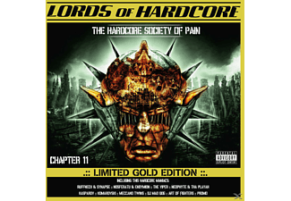 VARIOUS - Lords Of Hardcore Vol.11 - (CD)