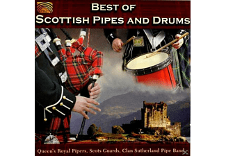 VARIOUS - Best Of Scottish Pipes And Drums [CD]