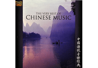 VARIOUS - The Very Best Of Chinese Music [CD]