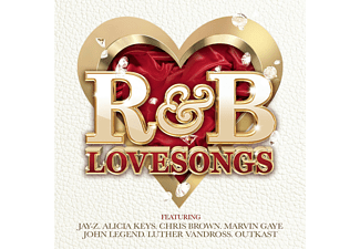 VARIOUS - R&B Love Songs - (CD)