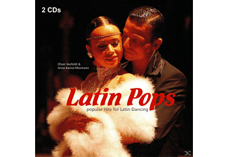 Hallen, Klaus Tanzorchester & Medina, Alec Orchestra - Latin Pops - Popular Hit For Latin Dancing [CD]