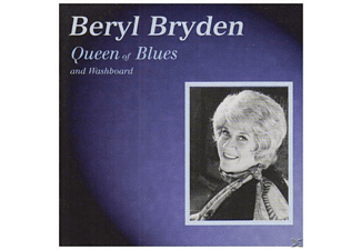 Beryl Bryden - Queen Of Blues And Washboard [CD]