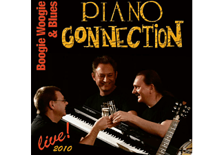 Piano Connection - Boogie Woogie & Blues-Live 2010 - (CD)
