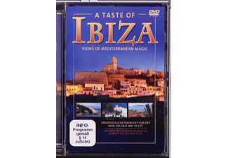 A Taste of Ibiza - Views od Mediterranean Magic - (DVD)
