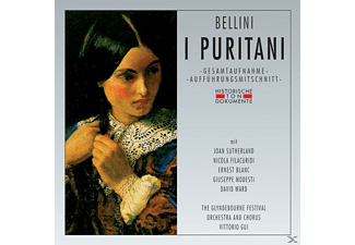 Glyndebourne Festival Orchestra And Chorus - I Puritani [CD]