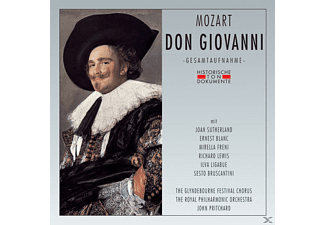 Glyndebourne Festival Opera And Chorus - Don Giovanni [CD]