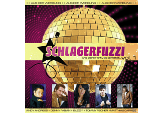 VARIOUS - Schlagerfuzzi Vol.1 [CD]