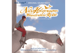 OST/Hansen,Stefan (Composer)/Petersen,Detlef (Co.) - Nils Holgerssons Wunderbare Reise-Soundtrack [CD]