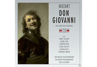 VARIOUS, Wiener Philharmoniker, Wiener Staatsopernchor - Don Giovanni [CD]