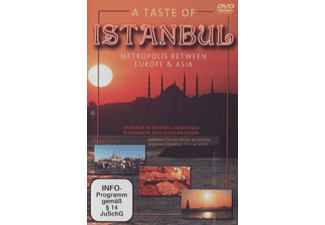 A Taste Of Istanbul - (DVD)