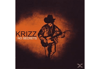 Krizz - No Secrets [CD]
