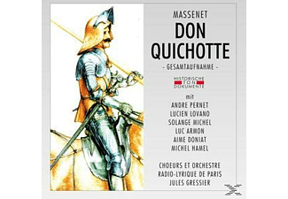 CHOEURS ET ORCH.RADIO & RADIO-LYRIQUE DE PARIS - Don Quichotte - (CD)