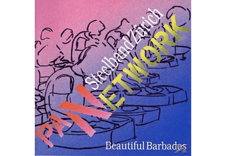 Pan Network - Beautiful Bearbados [CD]