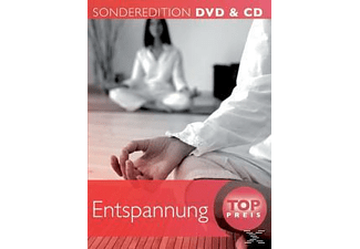 VARIOUS - Entspannung-Sonderedition Dvd & Cd - (DVD + CD)