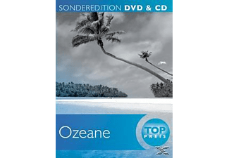 VARIOUS - Ozeane-Sonderedition Dvd & Cd - (DVD + CD)
