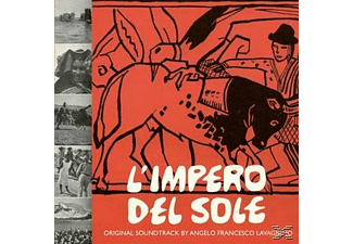 Francesco Lavagnino - L'impero Del Sole-Soundtrack - (CD)