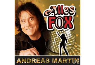 Andreas Martin - Alles Fox [CD]