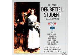 Chor - Der Bettelstudent [CD]
