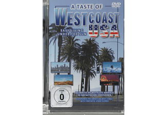 A Taste of Westcoast USA - (DVD)