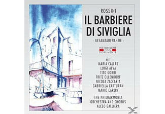 Philharmonia Orchestra & Chorus - Il Barbiere Di Siviglia - (Maxi Single CD)