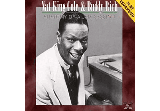 Cole, Nat King / Rich, Buddy - Anathomy Of A Jam Session - (CD)