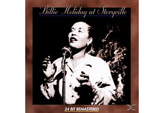 Billie Holiday - At Storyville [CD]