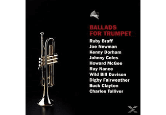 Various - Ballads For Trumpet - (CD)