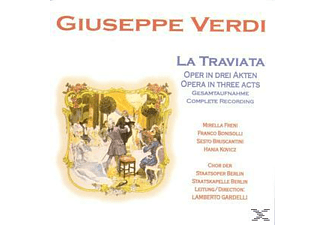 VARIOUS - La Traviata - (CD)