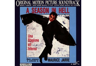 Maurice Jarre - A Season In Hell - (CD)