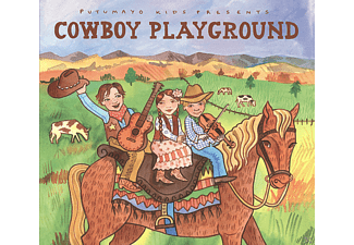 VARIOUS - Cowboy Playground - (CD)