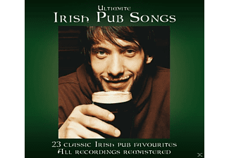 VARIOUS - Irish Pub Songs - (CD)