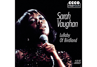 Sarah Vaughan - Sarah Vaughan: Lullaby Of Birdland - (CD)