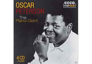 Oscar Peterson - Oscar Peterson: The Piano-Giant - (CD)